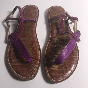 Sam Edelman Women's Size 10M Sandals